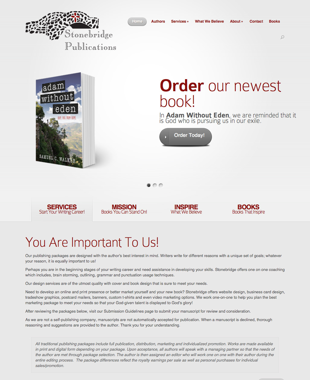 Stonebridge Publications