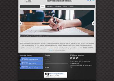 QED Energy Associates